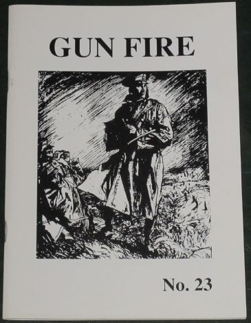 Gun Fire (Number 23), edited by A.J. Peacock